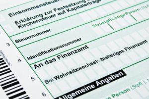Steuererklärung Mathias Neumann Potsdam